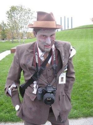 zombie reporter